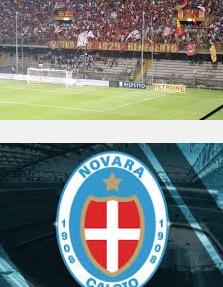 Benevento-Novara streaming - diretta tv, dove vederla