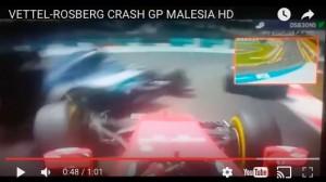 YOUTUBE Incidente Vettel-Verstappen, scambio di accuse