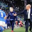 Graziano Pellè non dà mano a Ventura dopo cambio in Italia-Spagna