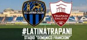 Latina-Trapani streaming - diretta tv, dove vederla