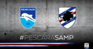 Pescara-Sampdoria, streaming - diretta tv: dove vederla