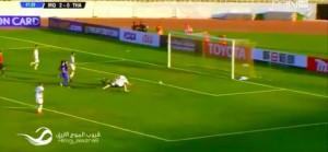 YOUTUBE Iraq, incredibile gol sbagliato contro Thailandia
