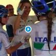 Elisa Balsamo oro nel Mondiale donne di ciclismo VIDEO