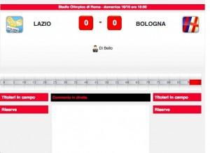 Lazio-Bologna diretta live