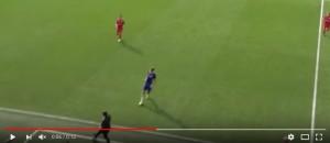 YOUTUBE Antonio Conte stop fenomenale durante Chelsea-Leicester