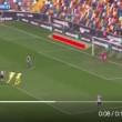 Udinese-Pescara 1-0, Thereau gol su rigore