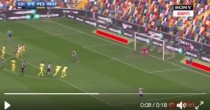 Udinese-Pescara 3-1. Video gol highlights, foto e pagelle. Thereau doppietta
