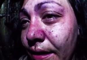 """VIDEO """"Torturata con il waterboarding da attori della casa degli orrori"""""""