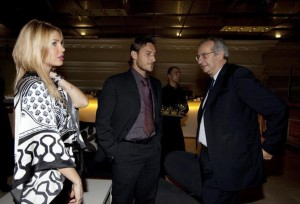 """Francesco Totti intervistato da Veltroni: """"Mi piacerebbe fare allenatore"""""""