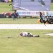 Marc Marquez, caduta nel Gp di Australia 03