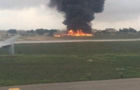 Aereo precipita a Malta, tutti morti: a bordo funzionari della Difesa francese FOTO VIDEO