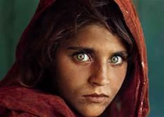 La ''ragazza afghana