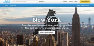 New York dichiara guerra ad Airbnb: sanzioni fino 7500 dollari a chi affitta