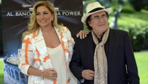 Al Bano e Romina Power (foto Ansa)