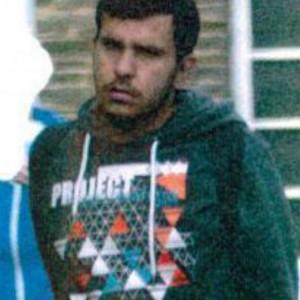 Terrorista siriano, lo hanno preso così: legato con la prolunga
