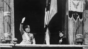 Guarda la versione ingrandita di A Jesolo vogliono intitolare l'ospedale a Mussolini  (foto Ansa)