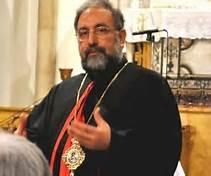 L' arcivescovo Boutros Marayati