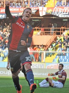 Luca Rigoni video gol Sampdoria-Genoa