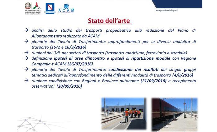 Vesuvio, nuovo piano emergenza 07