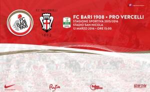Guarda la versione ingrandita di Bari-Pro Vercelli streaming - diretta tv, dove vederla