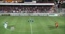 Bassano-Sambenedettese 4-3: highlights Sportube su Blitz