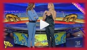 Belen Rodriguez e Michelle Hunziker: VIDEO con scherzo dietro le quinte