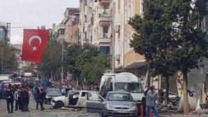 Autobomba ad Istanbul davanti stazione polizia: almeno 5 feriti