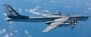 Francia. Due bombardieri russi intercettati a 100 chilometri dalla Bretagna