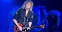 """Brian May cancella il tour: """"Sto combattendo contro una malattia"""""""