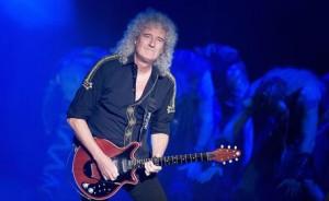 Brian May (foto Ansa)