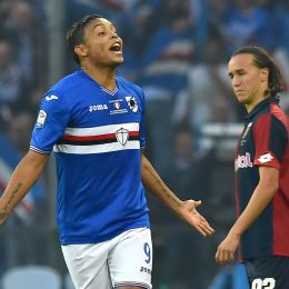 Luis Muriel video gol Sampdoria-Genoa