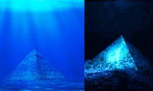 Piramide di cristallo, il mistero nel triangolo delle Bermuda