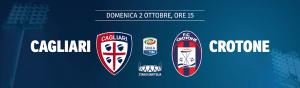 Cagliari-Crotone streaming-diretta tv, dove vederla