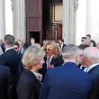 Bernardo Caprotti, grande gelo ai funerali tra i figli Violetta e Giuseppe e Marina 4