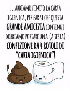 Guarda la versione ingrandita di Carta igienica in una scuola di Milano, studenti devono portarla da casa