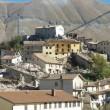 Castelluccio di Norcia a Arquata, interi borghi spariti3