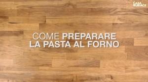 VIDEO YOUTUBE Pasta al forno? La ricetta divertente di Casa Surace