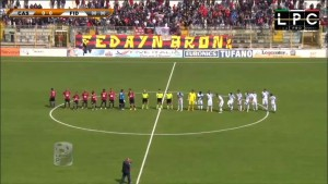 Casertana-Reggina Sportube: streaming diretta live, ecco come vederla
