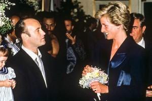 Lady Diana, Phil Collins e la...colonscopia: cosa successe al palazzo reale