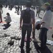 Colombia flash mob piazza del Popolo3