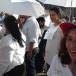 Colombia flash mob piazza del Popolo7