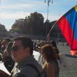 Colombia flash mob piazza del Popolo8