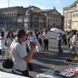 Colombia flash mob piazza del Popolo10