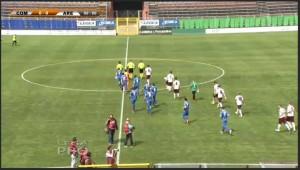 Como-Lucchese Sportube: streaming diretta live, ecco come vederla