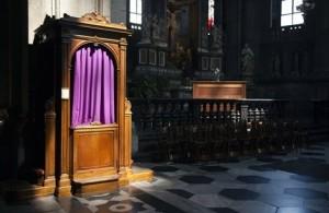 Rapporto nel confessionale della chiesa: coppia prosciolta per prescrizione