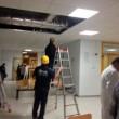Maltempo Lecce, crolla soffitto in ospedale: tre feriti 2
