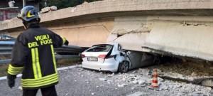Cavalcavia SS36, tir e crollo. Claudio Bertini ucciso, killer è burocrazia
