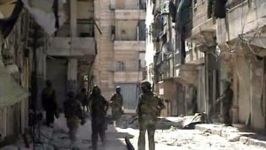 Siria, l'Isis perde la città simbolo di Dabiq (foto Ansa)