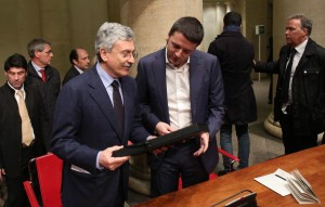 "D'Alema: ""Renzi ego ipertrofico"". Disse cornuto bue ad asino..."