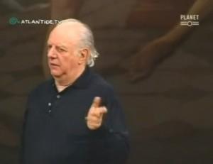 VIDEO YOUTUBE Dario Fo, monologo contro Berlusconi